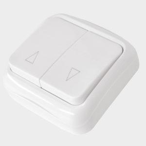 Двухпозиционный клавишный выключатель SWB
