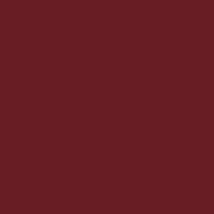 Красный рубин, близкий к RAL 3004