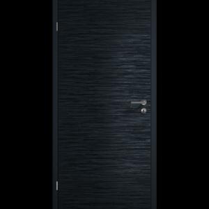 Duradecor с рифленой поверхностью цвета серого антрацита RAL 7016 НОВИНКА Исполнение с фальцем