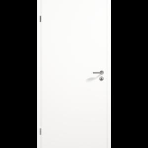 Ультраматовая поверхность Duradecor белого цвета RAL 9016 НОВИНКА Исполнение с фальцем